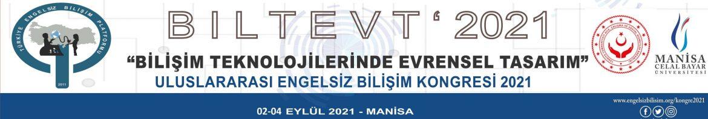 Uluslararası Engelsiz Bilişim 2021 Kongresi